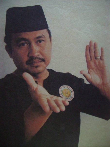pengasas seni silat malaysia - anuar badul wahab
