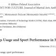 Assalamualaikum, Kajian silat melayu terus bertambah di dalam bidang sukan apabila kajian terkini Tuan Guru Dr. Mohamad Nizam bersama rakan-rakan beliau telah diterbitkan dalam journal ilmiah antarabangsa. Kajian mengenai peringkat […]