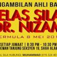 Assalamualaikum dan Salam Sejahtera,  Sukacita diumumkan bahawa Pakar Silat Malaysia, Yang Berbahagia Tuan Guru Dr. Mohamad Nizam Mohamed Shapie telah bersetuju untuk membuka HUB Silat Malaysia di Seksyen 19, […]