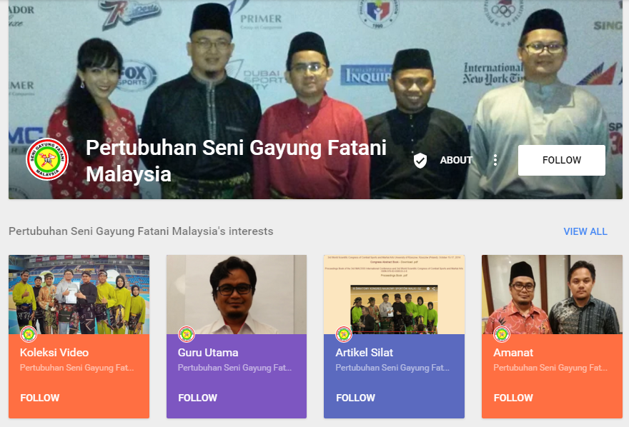 google plus psgfm